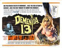 Demence 13 plakát