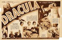 Dracula plakát