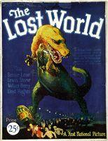 Ztracený svět plakát