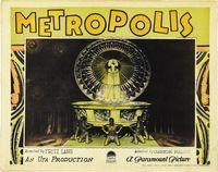 Metropolis plakát