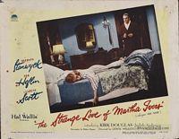 Podivná láska Marty Iversové plakát