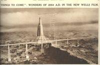 Svět za sto let plakát